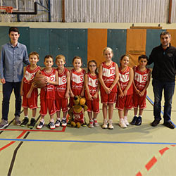 U9 mini poussins / mixte